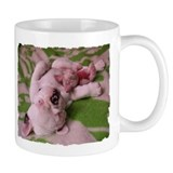 PINK FRENCHIE PUPPY Mug