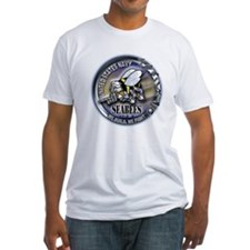 USN Seabees We Build We Fight Shirt