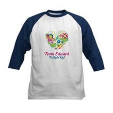 Twilight Mom Floral Heart Tee