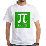 Tennis Pi Shirt