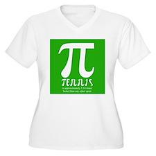 Tennis Pi T-Shirt