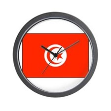 Tunisia Wall Clock