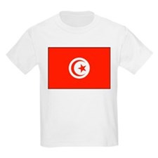 Tunisia Kids T-Shirt