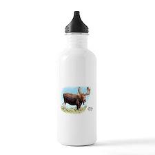 Bull Moose Water Bottle