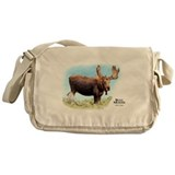 Bull Moose Messenger Bag