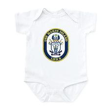 LHD 8 USS Makin Island Infant Bodysuit