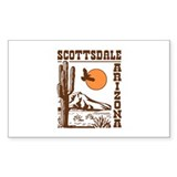 Scottsdale Arizona Decal