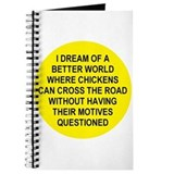 Unique Chicken Journal