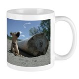 Funny Dog year Mug
