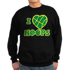 I Love Hoops Sweatshirt