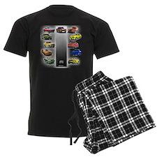 Mustang Gifts Pajamas