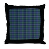 Tartan - MacKinlay Throw Pillow