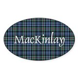 Tartan - MacKinlay Decal