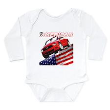 Mustang 2012 Gifts Onesie Romper Suit