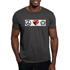 Peace Love SPN T-Shirt