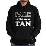 Pale is the new Tan Hoodie