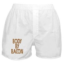 Body By Bacon Boxer Shorts