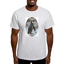 Penguin grey shirt