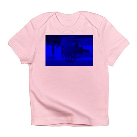Stallion of Blue Infant T-Shirt