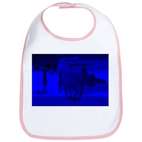 Stallion of Blue Bib