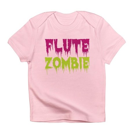 Flute Zombie Infant T-Shirt