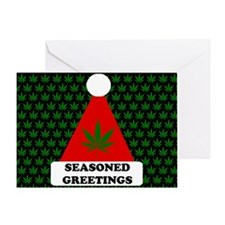 Seasoned Greetings Greeting Card