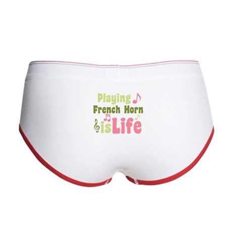 French Horn is Life Women's Boy Brief