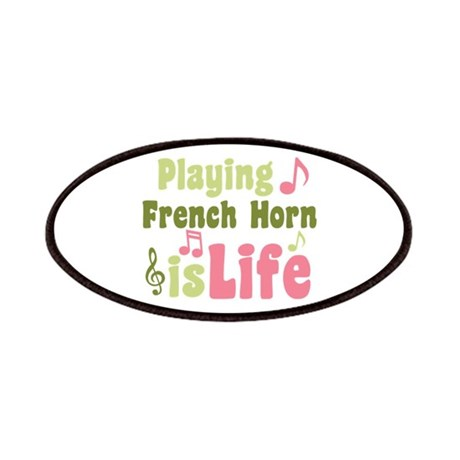 French Horn is Life Patches