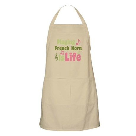 French Horn is Life Apron