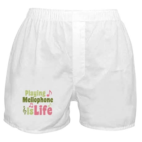 Mellophone is Life Boxer Shorts