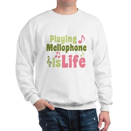 Mellophone is Life Sweatshirt