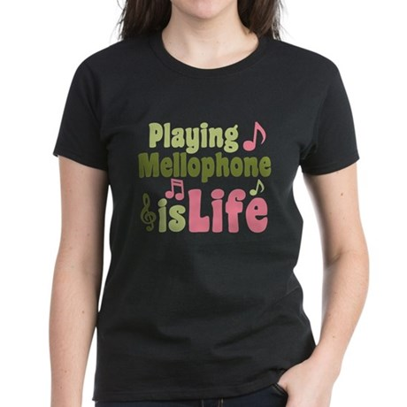 Mellophone is Life Women's Dark T-Shirt