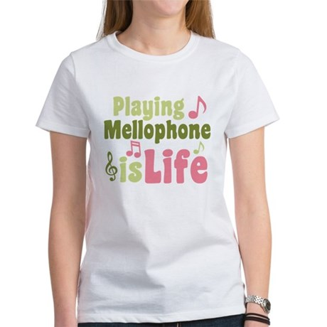 Mellophone is Life Women's T-Shirt