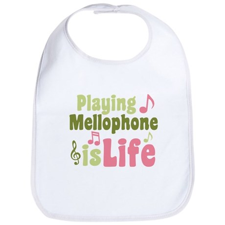 Mellophone is Life Bib
