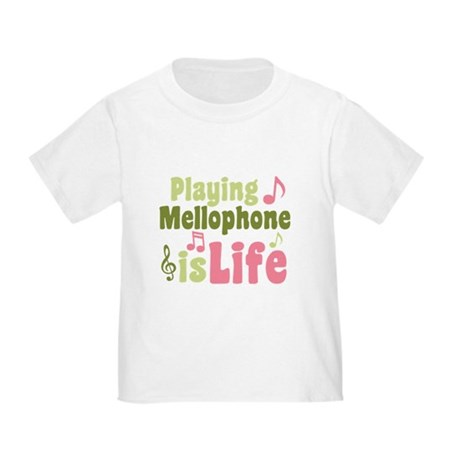 Mellophone is Life Toddler T-Shirt