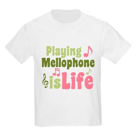 Mellophone is Life Kids Light T-Shirt
