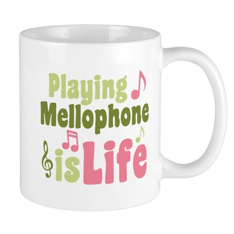 Mellophone is Life Mug