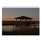 Pawleys Island Wall Calendar (Design 3)