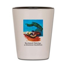 ..a timeless tradition Shot Glass