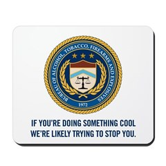 ATF Mousepad