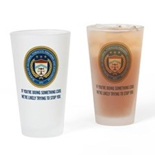 ATF Drinking Glass