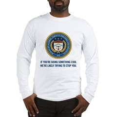 ATF Long Sleeve T-Shirt