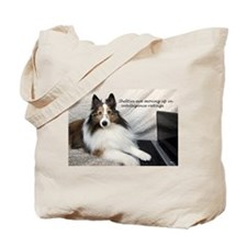Cute Intelligent Tote Bag