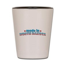 Made in North Dakota Shot Glass
