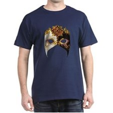 Venetian Mask: Ruby Jewel T-Shirt