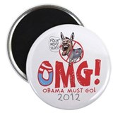 OMG! Anti-Obama Magnet