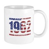 1962 Made In America Small Mug
