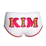 Kim Women's Boy Brief