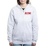 Kim Women's Zip Hoodie