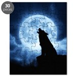 Cries of the Night Wolf Puzzle
